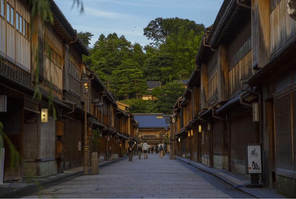 金沢観光に最適
